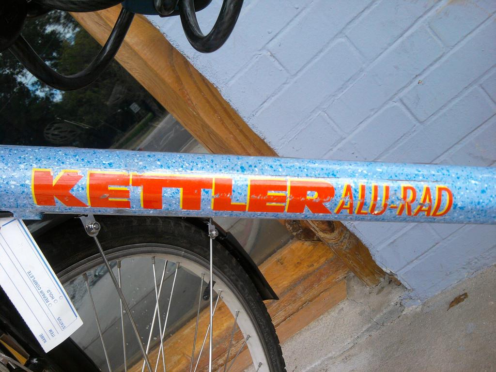 Kettler Alu Rad