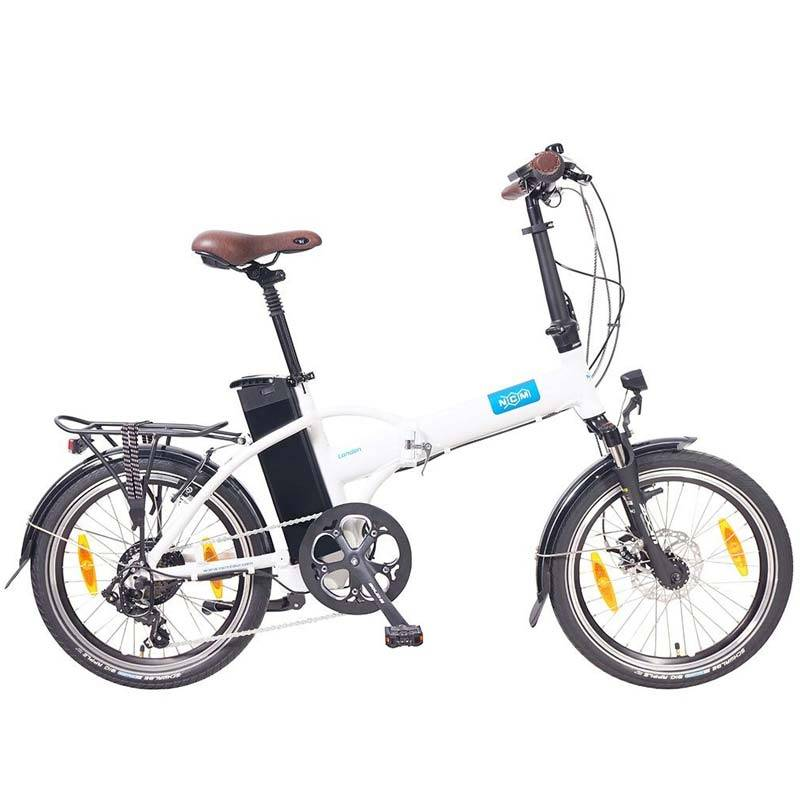 ncm london elektro faltrad 20 zoll ebike forum ebike tests. Black Bedroom Furniture Sets. Home Design Ideas