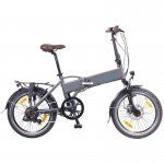 NCM Madrid Falt E-Bike 20 Zoll