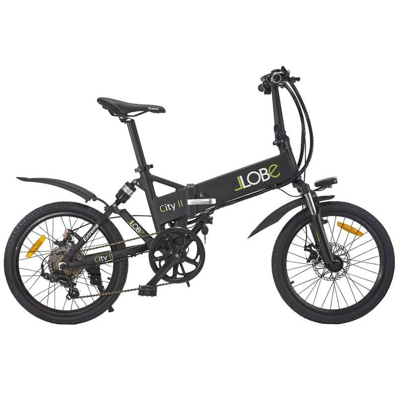 llobe city ii elektro faltrad 20 zoll 130644 ebike forum ebike tests. Black Bedroom Furniture Sets. Home Design Ideas
