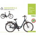Prophete Navigator 6.3 City E-Bike