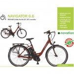City E-Bike Prophete Navigator 6.6