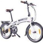 Klapp E-Bike NCM Lyon