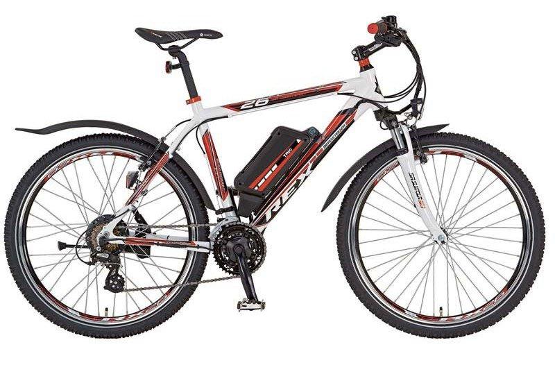 E-Bike ATB Rex Bergsteiger 6.7