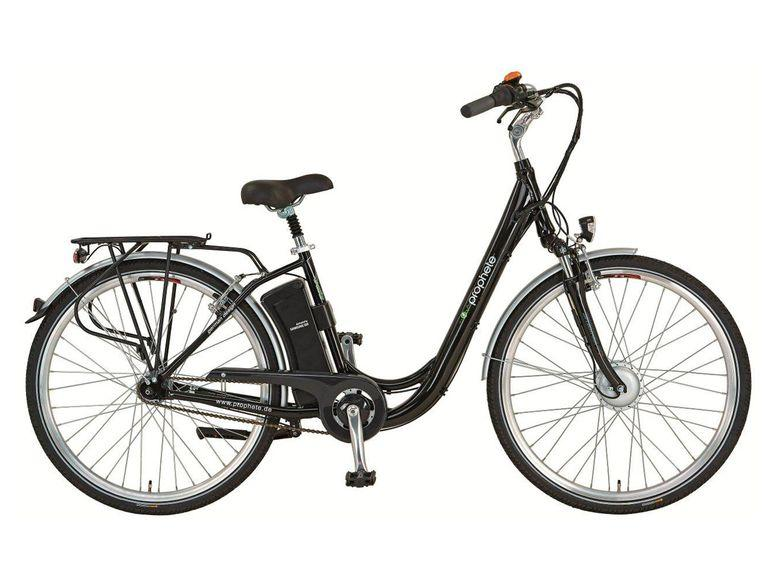 lidl aktion prophete e bike alu city 28 zoll im test