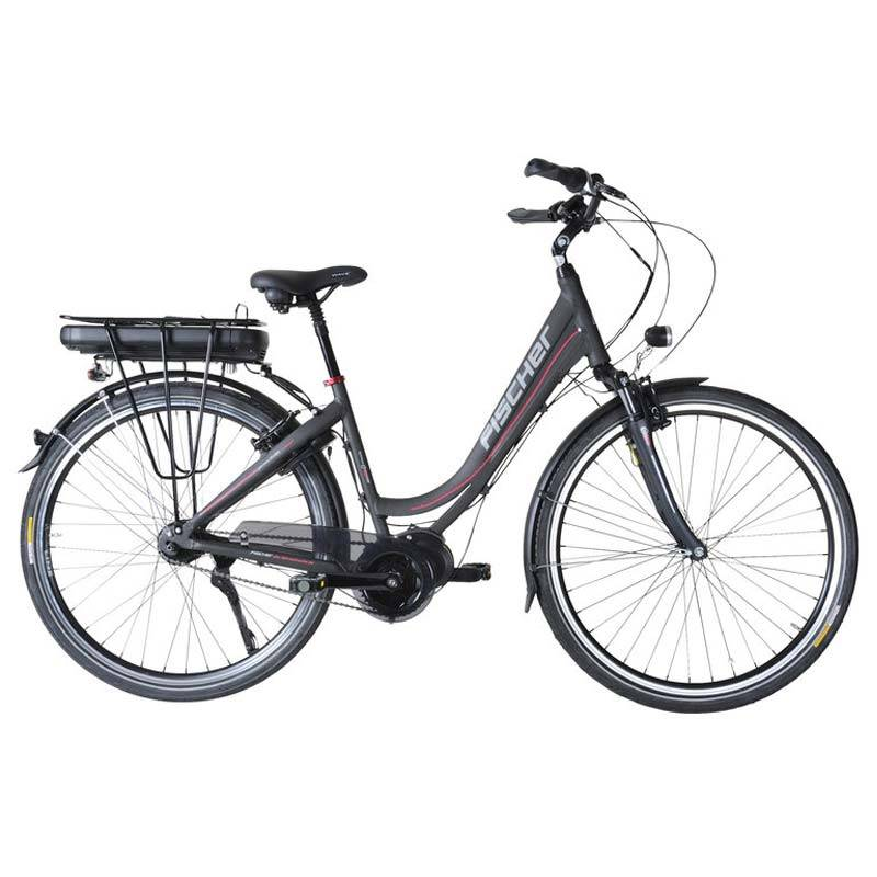 city e bike 48v fischer proline ecu1604 kaufen ebike. Black Bedroom Furniture Sets. Home Design Ideas