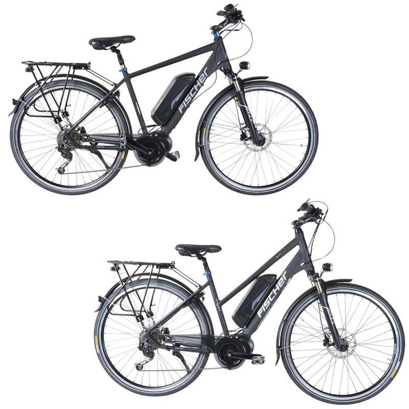 48v trekking e bike fischer proline evo eth1607 etd1607 ansehen. Black Bedroom Furniture Sets. Home Design Ideas