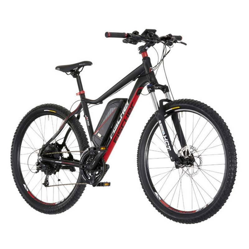ebike e mtb fischer proline em1608 mit 48v mehr im ebike. Black Bedroom Furniture Sets. Home Design Ideas
