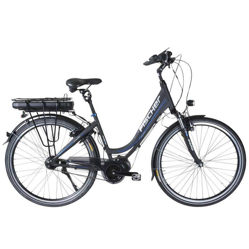 city e bike fischer vital proline evo ecu1605 gesundheitsrad 48v. Black Bedroom Furniture Sets. Home Design Ideas