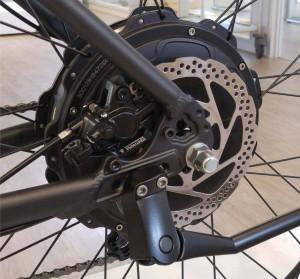 48V Trio Motor + hydr. Scheibenbremsen