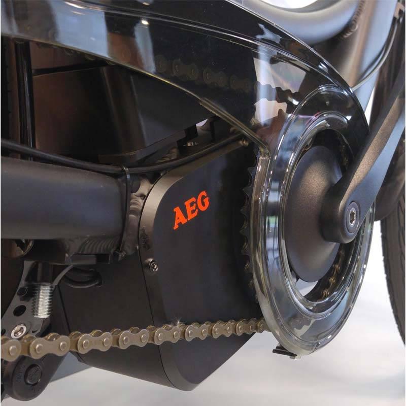 AEG Mittelmotor