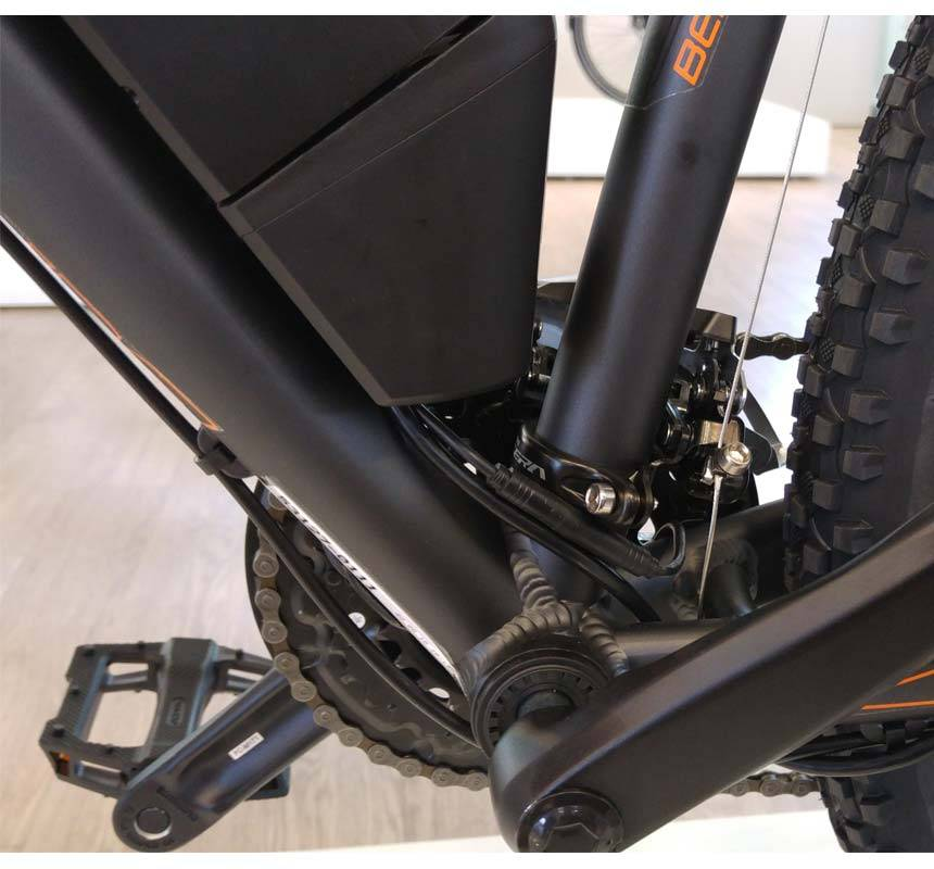 test e mtb rex bergsteiger 7 8 twentyniner 48v im ebike. Black Bedroom Furniture Sets. Home Design Ideas
