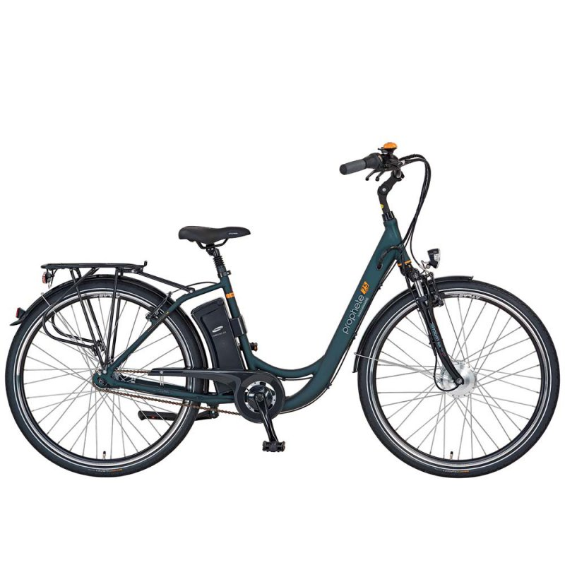 test zum prophete ebike navigator 7 5 city e bikes unter. Black Bedroom Furniture Sets. Home Design Ideas