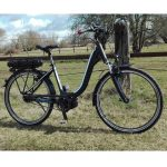 Corratec E-Power Steps City eBike