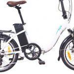 NCM Paris Elektro-Faltrad