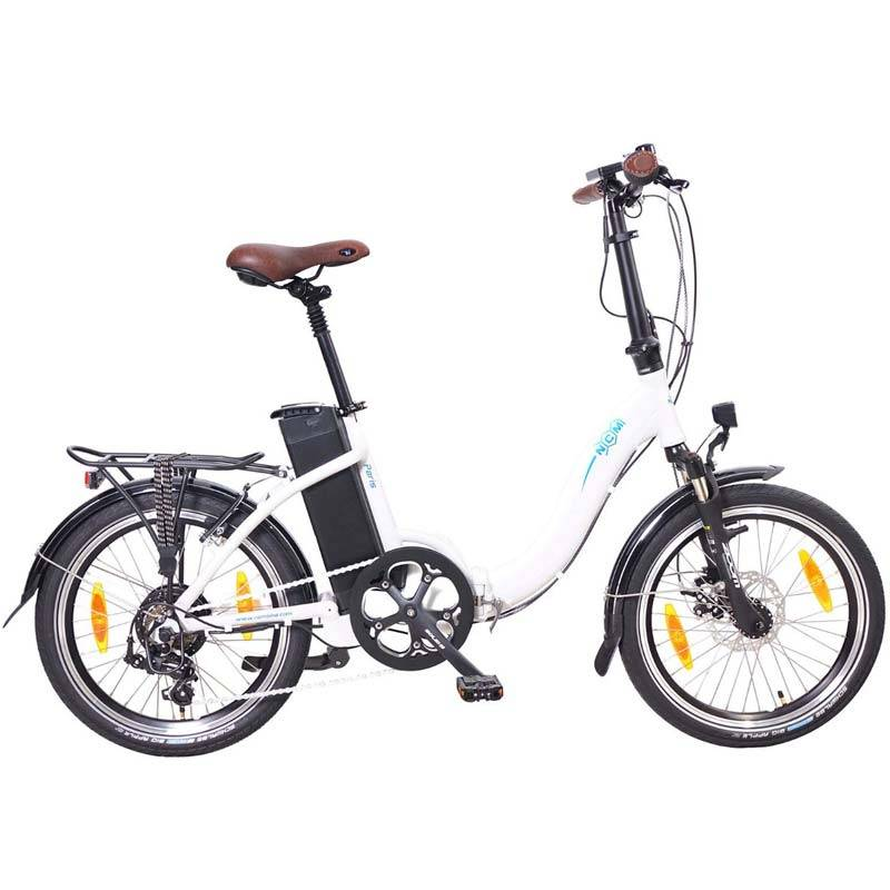 ncm paris elektro faltrad 20 zoll ebike forum ebike tests. Black Bedroom Furniture Sets. Home Design Ideas