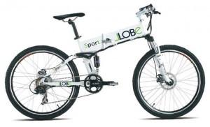 LLobe E-Bike Sport MTB