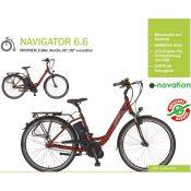 Prophete Navigator 6.6 Mittelmotor eBike