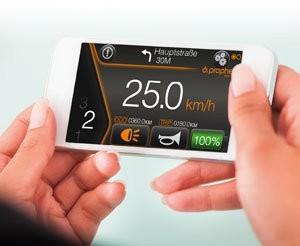 Bsp: Prophete Handy App Steuerung