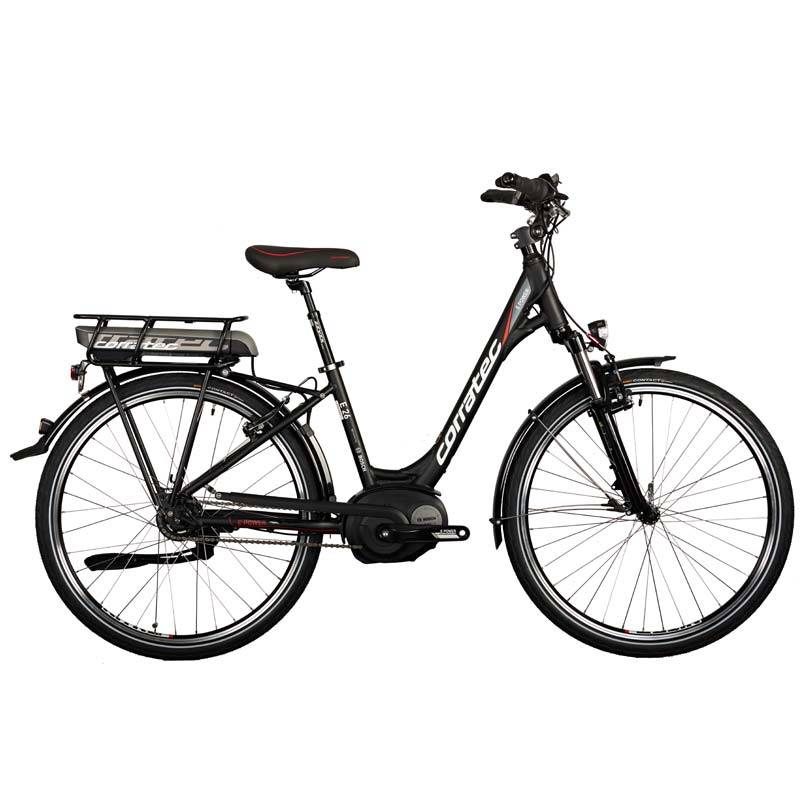 im test corratec e power coaster city e bike 26 ebike. Black Bedroom Furniture Sets. Home Design Ideas