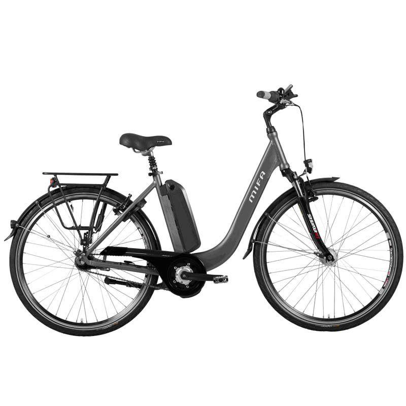 vorstellung city e bike mittelmotor mifa pedelec 1 0. Black Bedroom Furniture Sets. Home Design Ideas