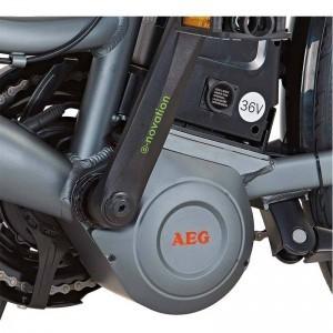 AEG Eco Drive Mittelmotor