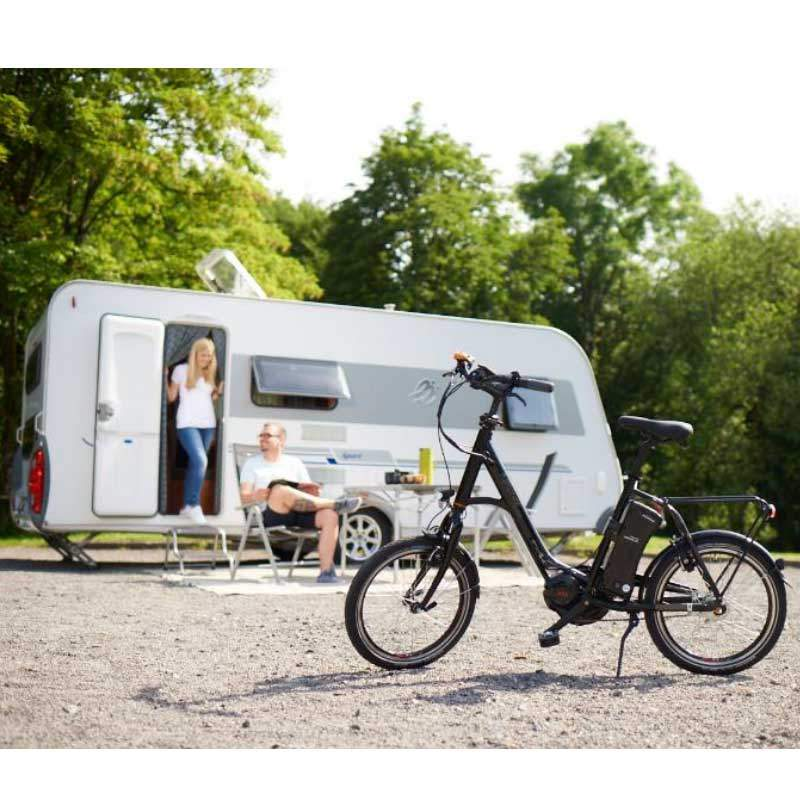 kompakt ebike im test prophete navigator caravan f rs. Black Bedroom Furniture Sets. Home Design Ideas