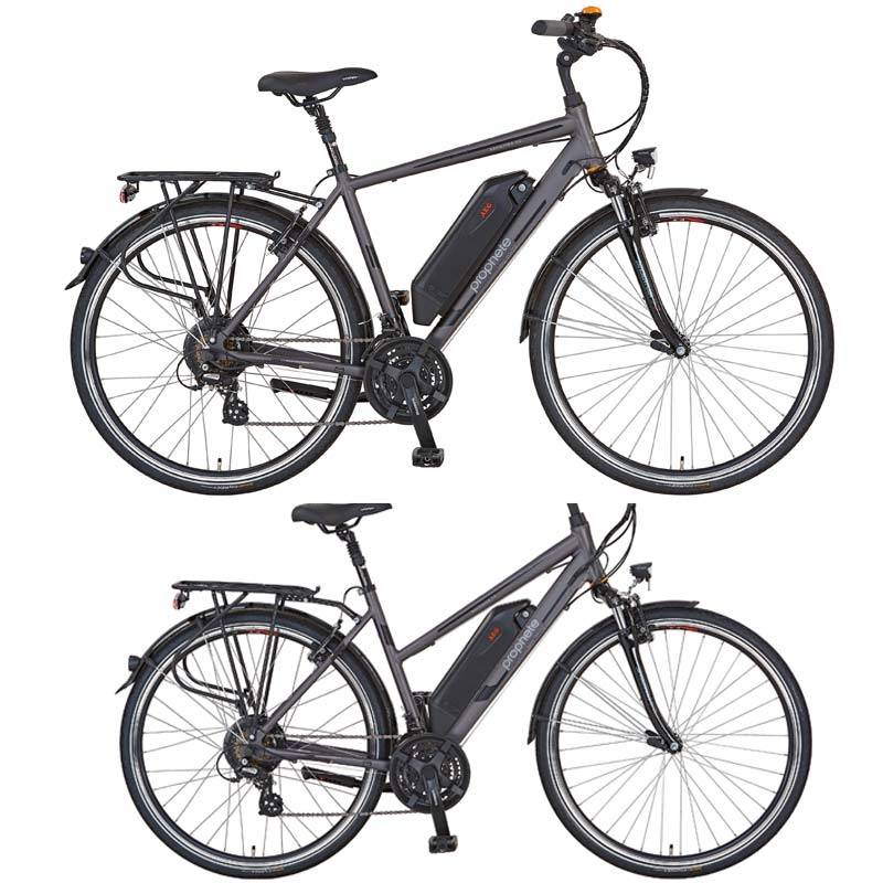 im test trekking e bike prophete navigator 7 6 ebike. Black Bedroom Furniture Sets. Home Design Ideas