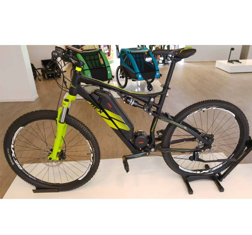 test e mtb fully rex graveler e7 9 mit 48v f r sportliche. Black Bedroom Furniture Sets. Home Design Ideas