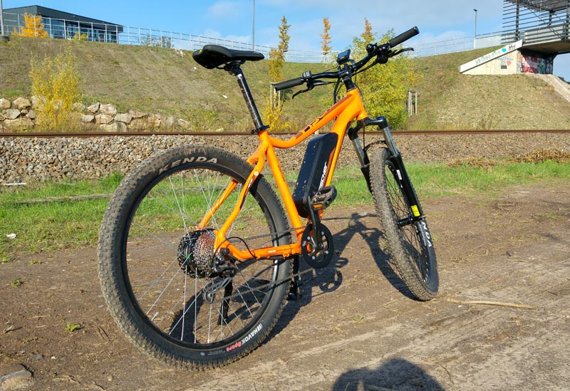 Fischer EM 1723 war geplant in Orange | eBike Forum ...