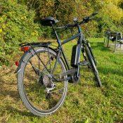 Fischer ETH & ETD 1761 Trekking Bike