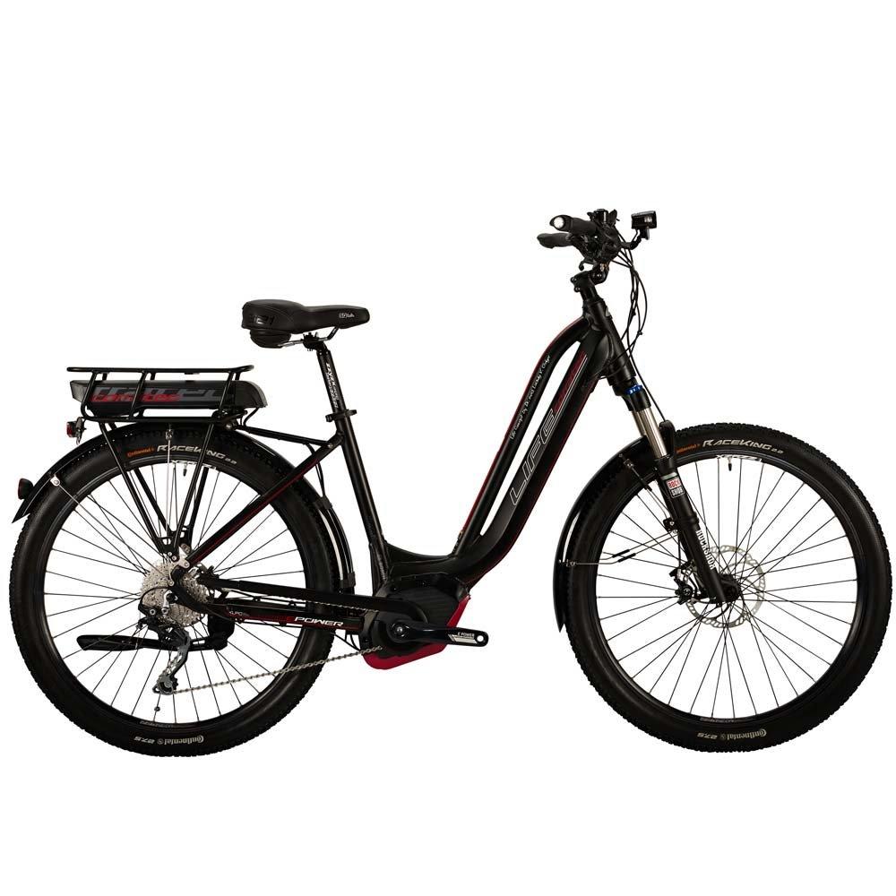 xxl e bike corratec life ebike f r schwere bis 180kg. Black Bedroom Furniture Sets. Home Design Ideas