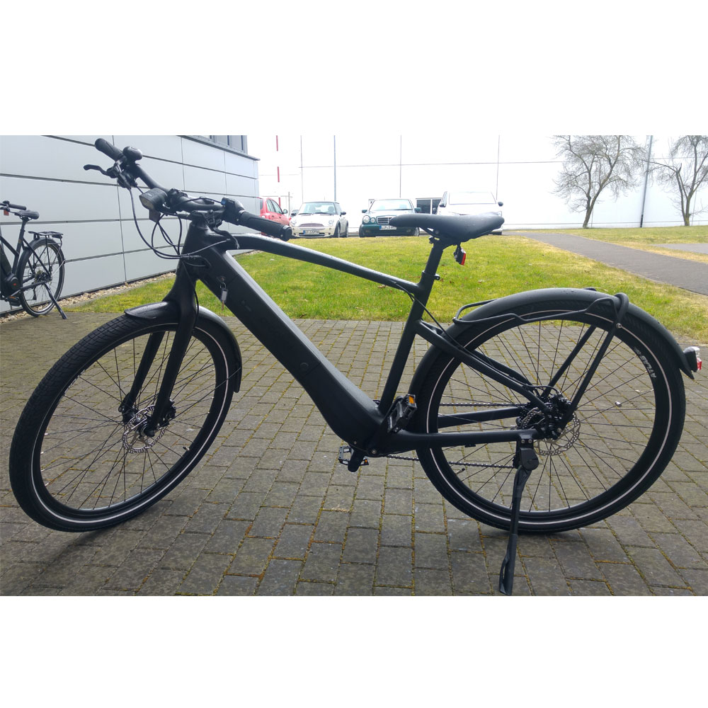 ba09048882f332 Im Test  Fitness E-Bike Prophete Urban sportlich und flott