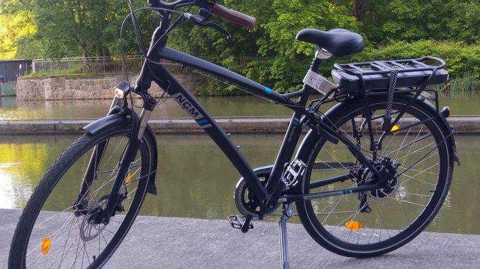 NCM Hamburg Test: komplettes Fahrrad