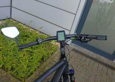 Test Prophete Entdecker Speed Cockpit mit Spiegel
