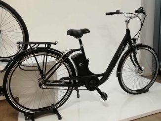 Prophete Geniesser e9.3 City-E-Bike