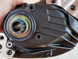 Mittelmotor Bosch CX 4.Gen