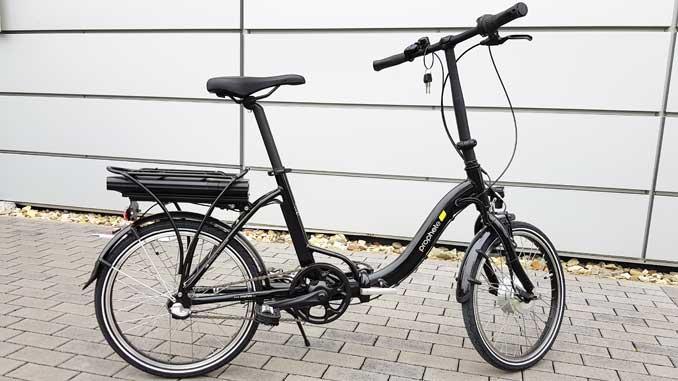 Prophete Klapp E-Bike 2020