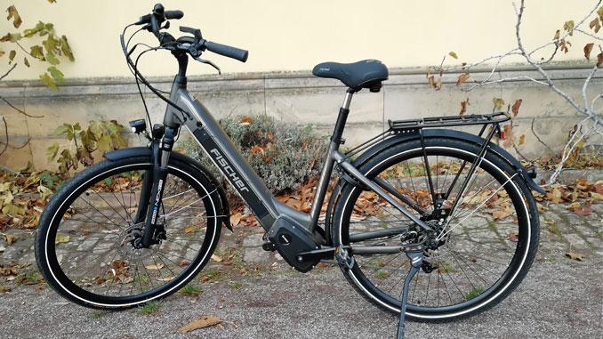 Fischer e-Bike Cita 6.0i