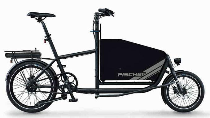 Fischer E-Lastenrad