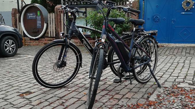 Fischer e-Bike ETD 1806
