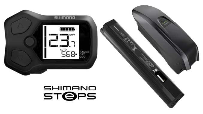 Shimano Steps eBike 2020