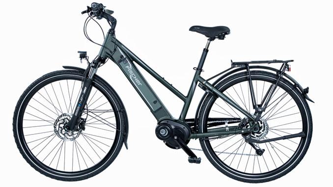 Fischer Damen-e-Trekkingbike Viator4.0i