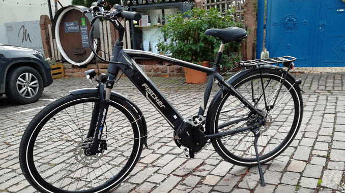 Fischer E-Bike Viator 5.0i