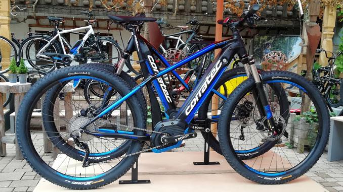 Umsatzzahlen explodieren bei E-Bike-Kauf