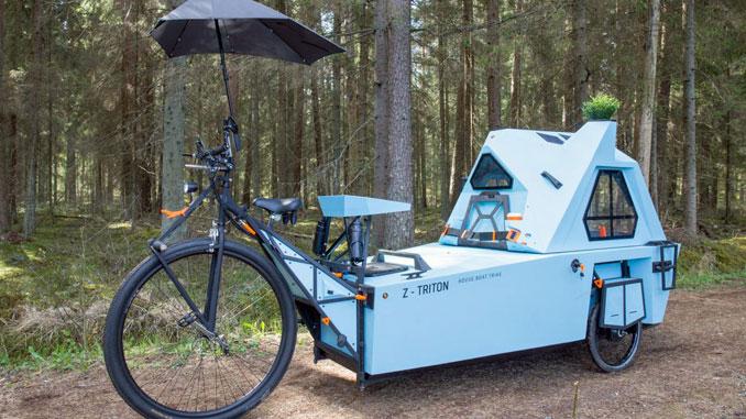 Camping-E-Bike Z-Triton
