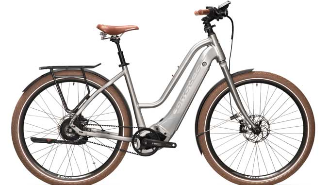 Corratec E-Power C29 CX6 Belt ebike
