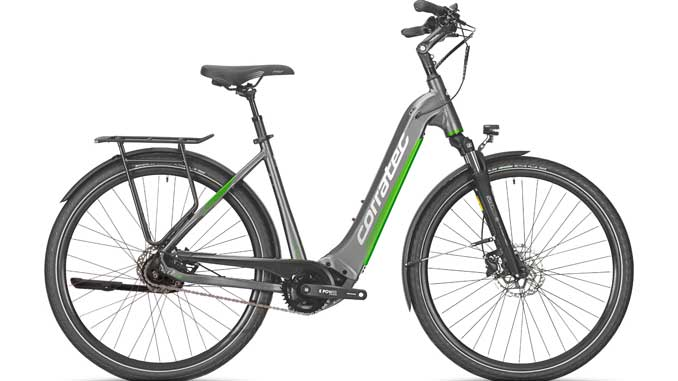 Corratec E-Power P5 8S Wave eBike