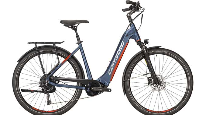 Corratec E-Power Trekking 28 CX6 12S Wave eBike