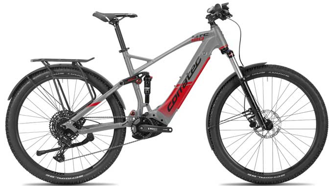 Corratec E-Power MTC-120 Expert eBike 2021